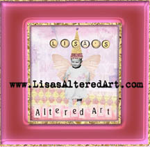 Lisas Altered Art Creative Team
